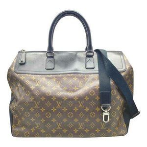 Louis Vuitton Neo Greenwich Luggage Brown Monogram